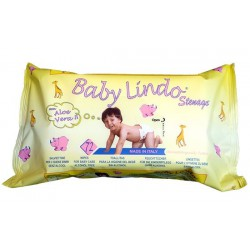 TOALLITAS BABY - LINDO 72 UDS.