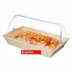 TAPA CESTA BUFFET RECTANGULAR 53x31.5