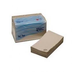 SERVILLETA 30*40 NATURE P&P 1/6 Caja de 20 Paq.150 Uds,