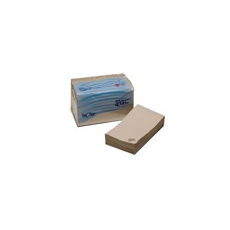 SERVILLETA 30*40 NATURE P&P 1/6 Caja de 20 Paq.150 Uds.