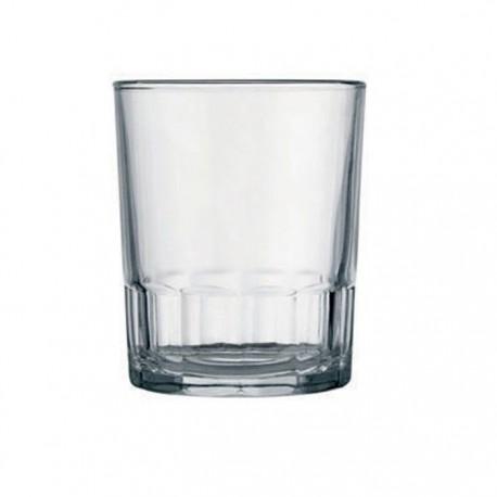 Vaso de Agua Olas 27 Cls. Caja 24 Uds.