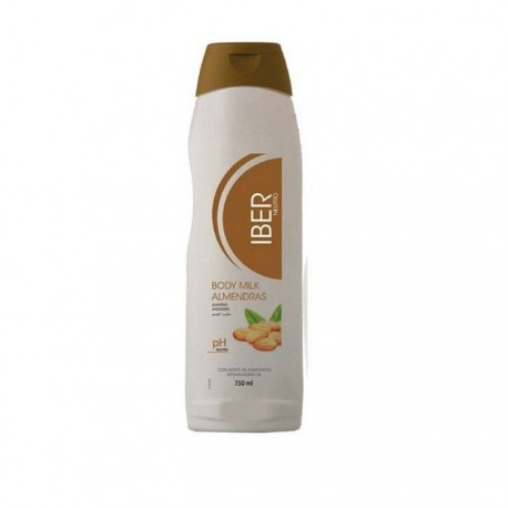 BODY MILK ALMENDRAS IBER 750 Mls.