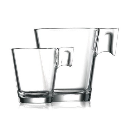 Taza Aroma Transparente 8 Cls. Caja 12 Uds Arcoroc