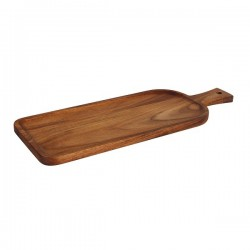 TABLA RECTANGULAR ACACIA 42x15,5x1,5 Cms.