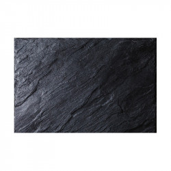 MANTEL 30x40 NATURE BLACK Pack 12 Uds.