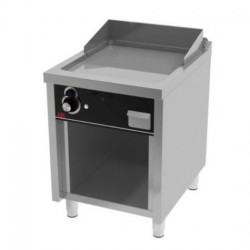 FRY-TOP SERIE 750 ESTANTE 600 CROMO FT7506ECR