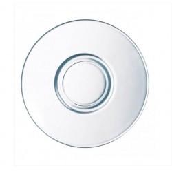 Aroma Plato Transparente 12 Cms. Arcoroc Caja 6 Uds 9219827