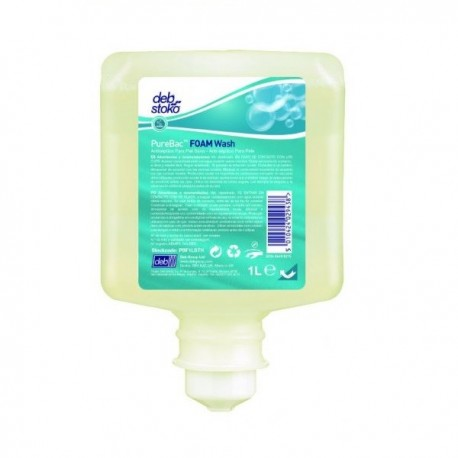 SC JOHNSON PUREBAC FOAM WASH 1000 ml.