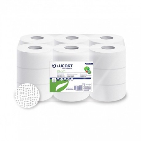 CHEMINE ECO S1 RECICLADO 100 Mts. LUCART Pack 6 Uds.