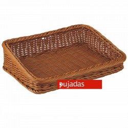 Cesta RECTANGULAR INCLINADA