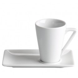 **MING TAZA CONICA 6 Cls. CON PLATO Pack 6 Uds