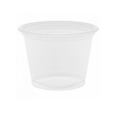 SALSERA PP 30 ml. SIN TAPA Ø4,5x3,3 cms. Pack 125 Uds.