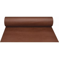 ROLLO MANTEL POLIPROPILENO CHOCOLATE 1,20x100