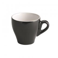 TAZA CAFE NEGRO 7'5 Cls. Pack 12 Uds.