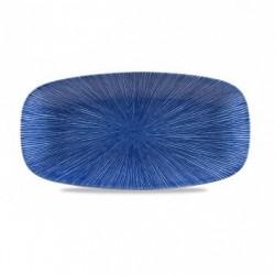 AGANO BLUE FUENTE RECTANGULAR 29,8x15,3 Cms. Caja 12 Uds.