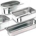 Cubetas INOX y policarbonato